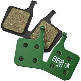 BBB DiscStop E-Bike BBS-371E Remblok & Remschoen groen